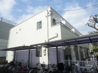 小金井ハルハウス2号[201号室]の外観