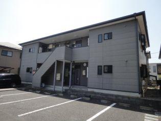 東京都小金井市貫井北町1丁目の賃貸アパートの外観