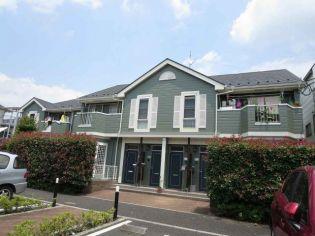 東京都小金井市関野町2丁目の賃貸アパートの外観