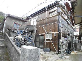 塩浜アパート[1階]の外観