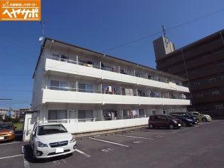 安田学研会館 北棟[108号室]の外観