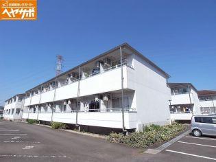 安田学研会館 中棟[109号室]の外観