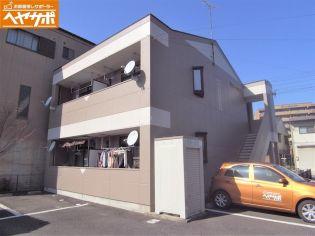 チムニーハウス 2階の賃貸【岐阜県 / 岐阜市】