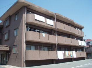 熊本県熊本市中央区帯山4丁目の賃貸マンション