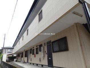 熊本県熊本市東区保田窪本町の賃貸アパート