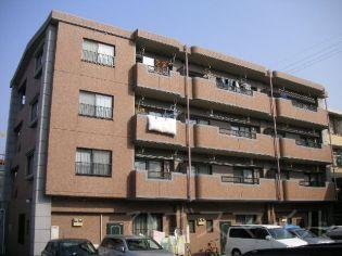 熊本県熊本市中央区帯山3丁目の賃貸アパート