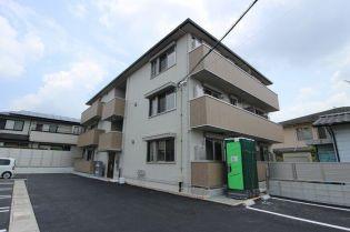 熊本県熊本市東区保田窪4丁目の賃貸アパート