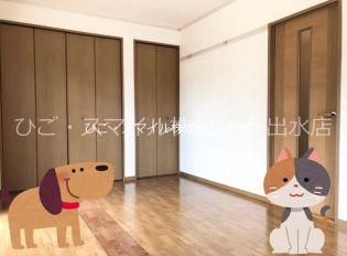 コンフォール健軍[101号室]