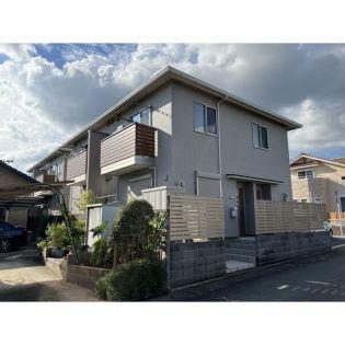 熊本県熊本市東区東野3丁目の賃貸アパート