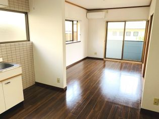 熊本県熊本市中央区帯山6丁目の賃貸アパート