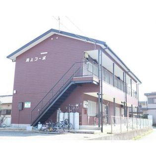 川上コーポ[2階]