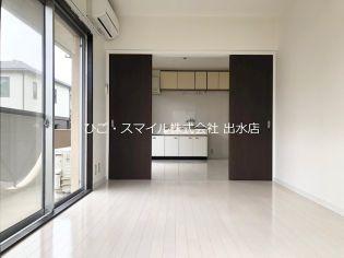 熊本県熊本市中央区琴平1丁目の賃貸マンション