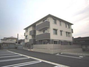 熊本県熊本市南区御幸笛田5丁目の賃貸アパート