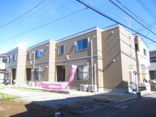 千葉県船橋市前原東2丁目の賃貸アパート