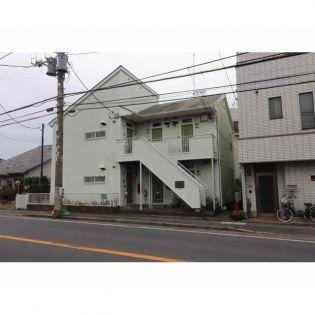 千葉県船橋市東中山1丁目の賃貸アパート