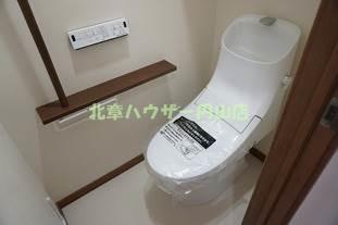 プロスペリテのトイレ