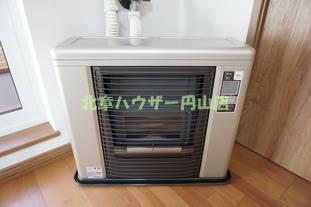 プロスペリテの暖房機