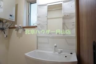 プロスペリテの洗面所