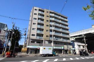 ザ・ウエストサイド 4階の賃貸【大阪府 / 大阪市西成区】