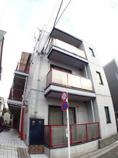 西経堂レジデンス[105号室]の外観