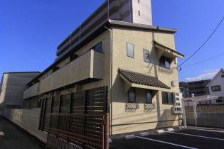 MATSUMOMENT HOUSE[201号室]の外観