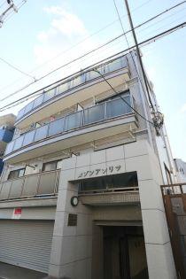 メゾンアンリツ目黒 3階の賃貸【東京都 / 目黒区】