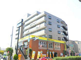 パークヒルズ 5階の賃貸【東京都 / 板橋区】