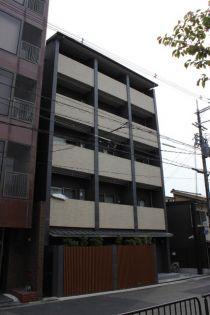 ベラジオ京都駅東Ⅱ[504号室]の外観