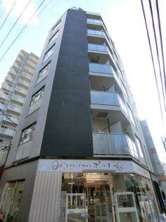 カリーノ駒込[502号室]の外観