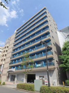 ワイアール新横浜駅前ハイツ[204号室]の外観