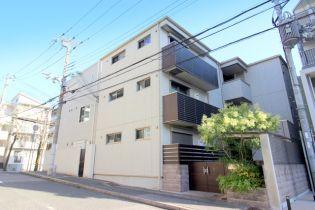 Wisteria熊内 1階の賃貸【兵庫県 / 神戸市中央区】