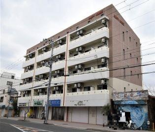 ハッピーハウス川西 2階の賃貸【兵庫県 / 川西市】