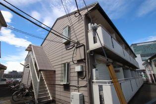 エクセル新横浜A[203号室]の外観