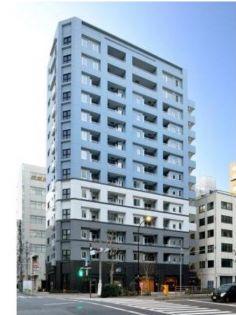 東京都中央区新富1丁目の賃貸マンション