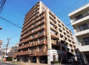 東京都江東区新大橋2丁目の賃貸マンション