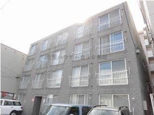 グランメゾン22 4階の賃貸【北海道 / 札幌市北区】