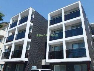北海道札幌市中央区北九条西18丁目の賃貸マンション