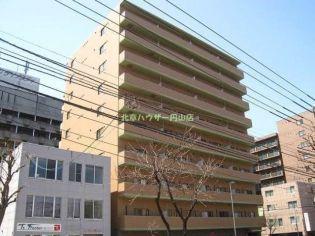 レジディア札幌駅ノース[6階]の外観