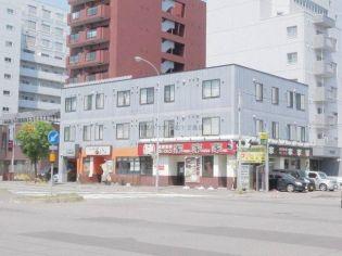 北海道札幌市北区北十五条西4丁目の賃貸アパートの外観