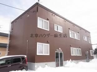 アパートメント脇坂[E20号室]の外観
