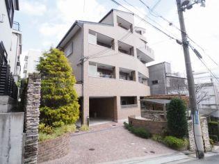 ドルチェヴィータ新神戸のきれいな外観です