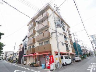 兵庫県神戸市灘区記田町1丁目の賃貸マンションの外観