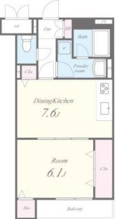 UKマンション[2階]の外観