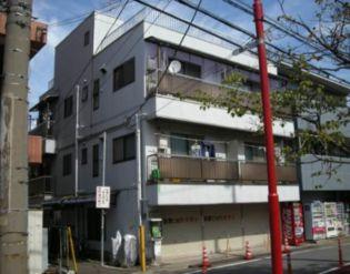 パークハイツ清水 3階の賃貸【東京都 / 品川区】