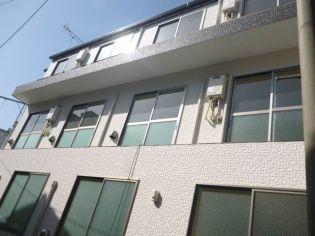 東京都品川区南大井5丁目の賃貸アパート
