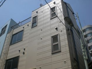 1R・立会川 徒歩3分・2階以上の物件・フローリングの賃貸
