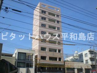 東京都品川区南大井4丁目の賃貸マンション