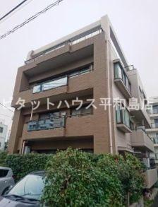 2LDK・蒲田 徒歩5分・駐車場あり・即入居可の賃貸
