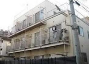 東京都大田区蒲田2丁目の賃貸マンション