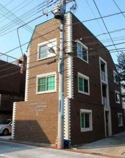 東京都品川区大井6丁目の賃貸アパート